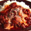 【ノンストップ】ビーフストロガノフのレシピ!坂本昌行のOne Dish!ESSE!【11月18日】